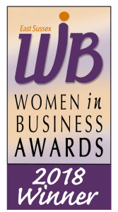 2018 Women in Business Awards Winner!